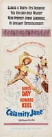 Calamity Jane movie poster (1953) picture MOV_4c5a99b3
