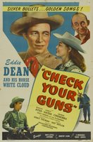 Check Your Guns movie poster (1948) picture MOV_4c5ae841