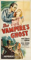 The Vampire's Ghost movie poster (1945) picture MOV_4c66ad82