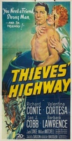 Thieves' Highway movie poster (1949) picture MOV_4c6d3eee