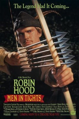 Robin Hood: Men in Tights movie poster (1993) poster MOV_4c7059ca
