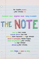 The Note movie poster (2013) picture MOV_4c72de83
