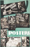 The Most Dangerous Game movie poster (1932) picture MOV_4c7bb879