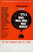 It's a Mad Mad Mad Mad World movie poster (1963) picture MOV_4c7e45be