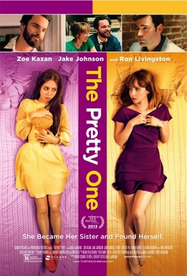 The Pretty One movie poster (2013) poster MOV_4c82a1c4