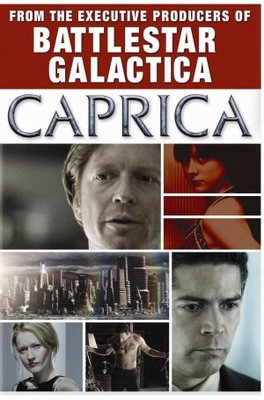 Caprica movie poster (2009) poster MOV_4c8512e6