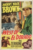 West of El Dorado movie poster (1949) picture MOV_4c85a7c0