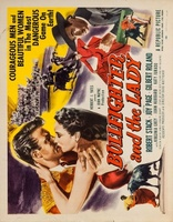 Bullfighter and the Lady movie poster (1951) picture MOV_4c87a352
