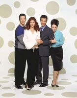 Will & Grace movie poster (1998) picture MOV_4c8ac985