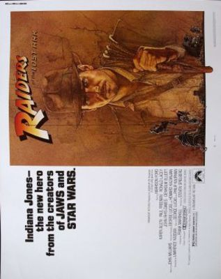 Raiders of the Lost Ark movie poster (1981) poster MOV_4c905e68