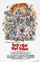 Rock 'n' Roll High School movie poster (1979) picture MOV_c4e90b10