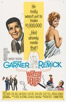 The Wheeler Dealers movie poster (1963) picture MOV_4c970e72