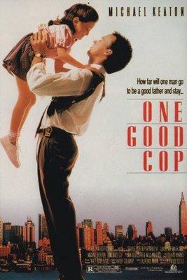 One Good Cop movie poster (1991) poster MOV_4c9c1ffc