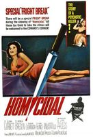 Homicidal movie poster (1961) picture MOV_4ca0410b