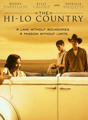 The Hi-Lo Country movie poster (1998) poster MOV_4ca0f4eb