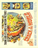 Crack in the World movie poster (1965) picture MOV_4ca28571
