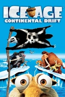 Ice Age: Continental Drift movie poster (2012) picture MOV_4ca33100