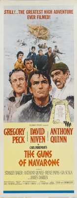 The Guns of Navarone movie poster (1961) poster MOV_4ca54e01