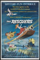 The Rescuers movie poster (1977) picture MOV_4ca57f85