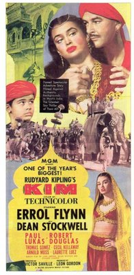 Kim movie poster (1950) poster MOV_4cac414d