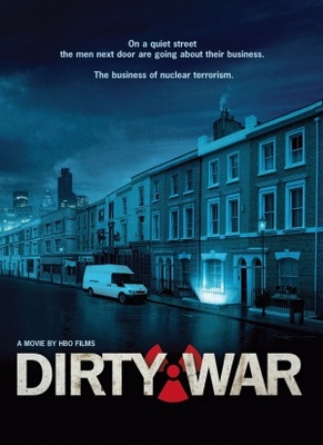 Dirty War movie poster (2004) poster MOV_4cae8bee