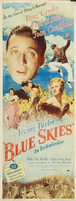 Blue Skies movie poster (1946) poster MOV_4cb143d0