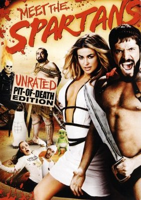 Meet the Spartans movie poster (2008) poster MOV_4cb5ffee