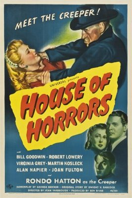 House of Horrors movie poster (1946) poster MOV_4cb679cb