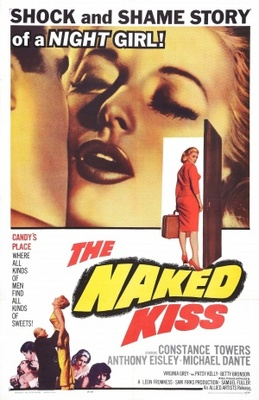 The Naked Kiss movie poster (1964) poster MOV_4cb74a70