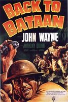 Back to Bataan movie poster (1945) picture MOV_90fb8d42