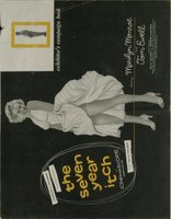 The Seven Year Itch movie poster (1955) picture MOV_4cb95736