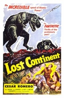Lost Continent movie poster (1951) picture MOV_4cbbc486