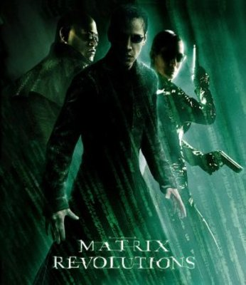The Matrix Revolutions movie poster (2003) poster MOV_4cbc64f3