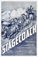 Stagecoach movie poster (1939) picture MOV_4cc16c5d