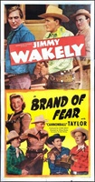 Brand of Fear movie poster (1949) picture MOV_4cc2302d