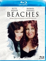Beaches movie poster (1988) picture MOV_4cc4bdd9