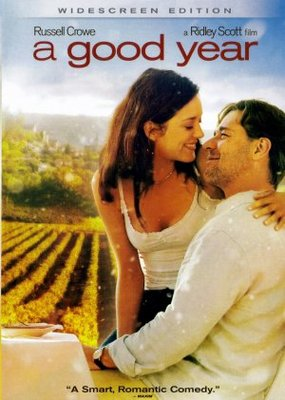 A Good Year movie poster (2006) poster MOV_4cc6d42c