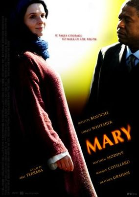 Mary movie poster (2005) poster MOV_4cc8b814