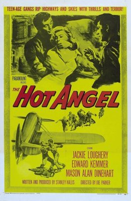 The Hot Angel movie poster (1958) poster MOV_4cca93de