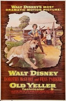 Old Yeller movie poster (1957) picture MOV_2c40b00b