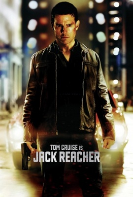 Jack Reacher movie poster (2012) poster MOV_4ccda629