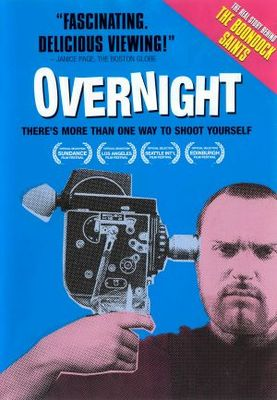 Overnight movie poster (2003) poster MOV_4cd5535a