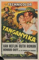 Tanganyika movie poster (1954) picture MOV_4cd5551b