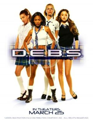 DEBS movie poster (2004) poster MOV_4ce53501