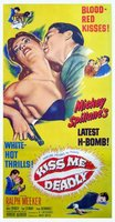 Kiss Me Deadly movie poster (1955) picture MOV_4ce867bb