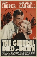 The General Died at Dawn movie poster (1936) picture MOV_4cef1bcd