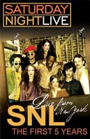Live from New York: The First 5 Years of Saturday Night Live movie poster (2005) picture MOV_4cf818ee
