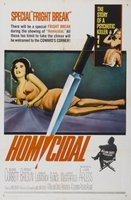 Homicidal movie poster (1961) picture MOV_4cf8b856