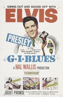 G.I. Blues movie poster (1960) picture MOV_4cff3a5a