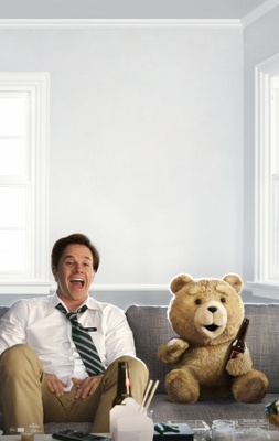 Ted movie poster (2012) poster MOV_4d0363e3